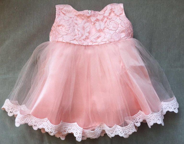 Princess Bow Dress front