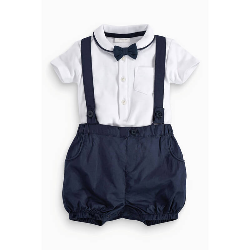 Baby Boy Bow Tie 3 Piece Set Baby Boutique Clothing