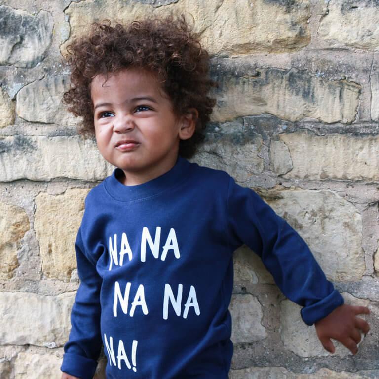 Kidult & Co Na Na Na Na Na! T Shirt