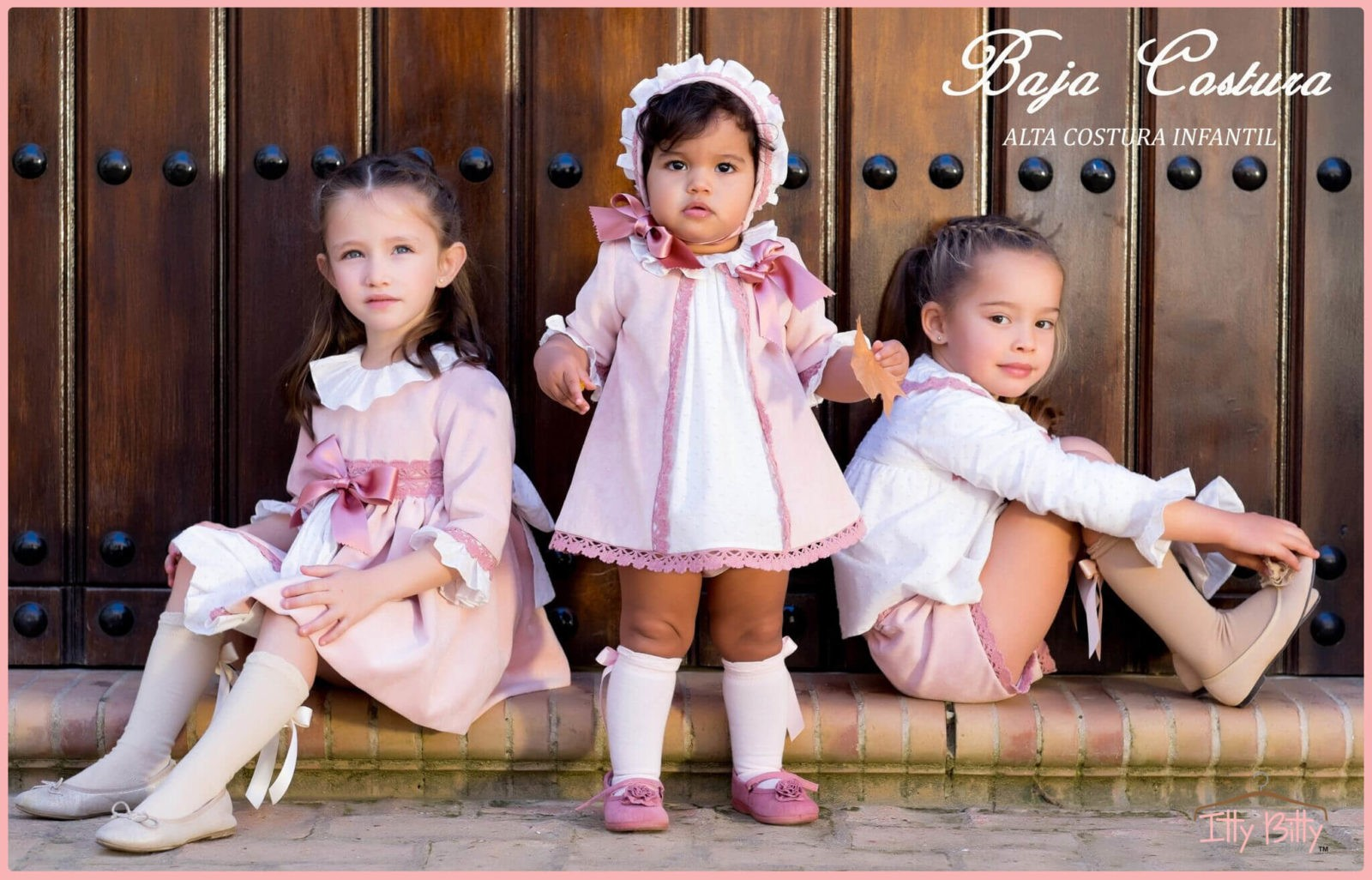 Premium Spanish Baby and kids boutique uk