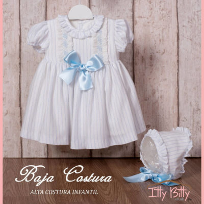 Itty Bitty Premium Spanish Boutique Blue 3 Piece Set