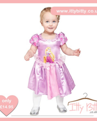 Itty Bitty Disney Rapunzel / Tangled Baby Costume