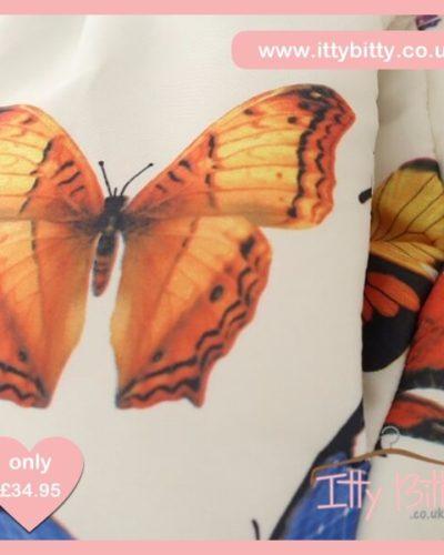 Itty Bitty VIP Winter Snowflake Butterfly Coat