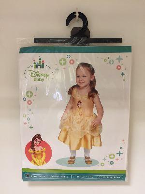 Itty Bitty Disney Belle Baby Costume
