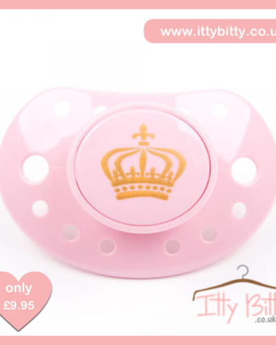 Itty Bitty Petit Royal Pink Dummy