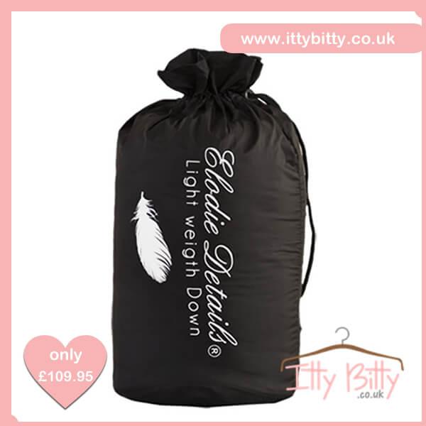 Itty Bitty Light weight down stroller bag - Power Pink