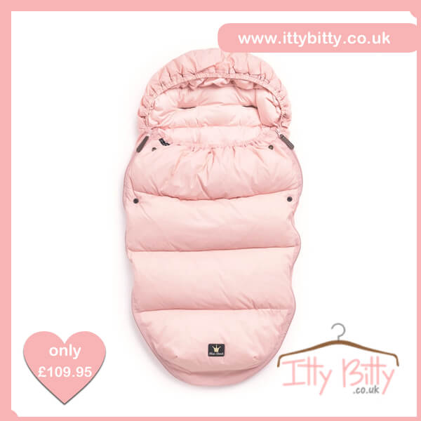 Itty Bitty Light weight down stroller bag – Power Pink – Baby Boutique  Clothing a3d7626d43dc