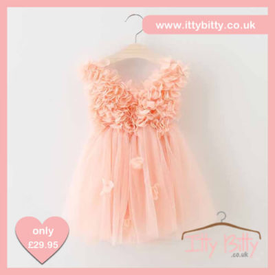 Itty Bitty Princess Petal Dress