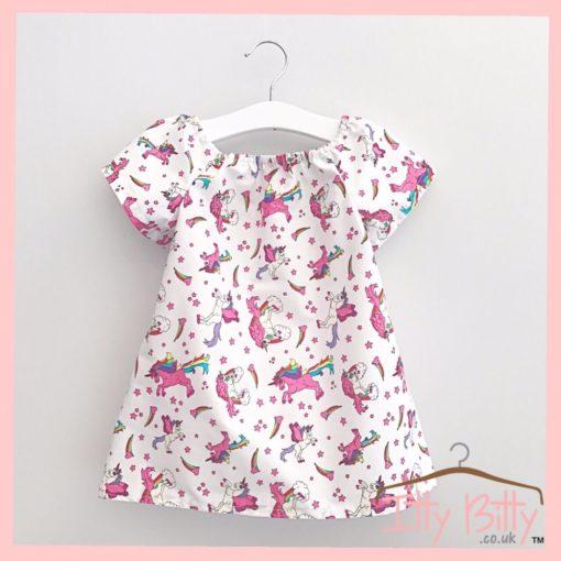 Handmade Unicorn Dress