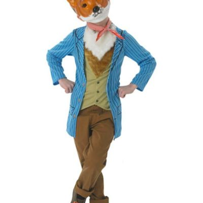 Roald Dahl Fantastic Mr Fox Child and Teen Costume