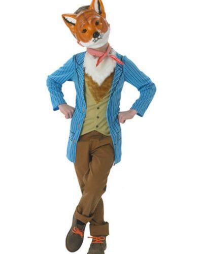 Roald Dahl Fantastic Mr Fox Child and Teen Costume