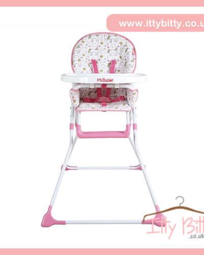 My Babiie Unicorn Highchair
