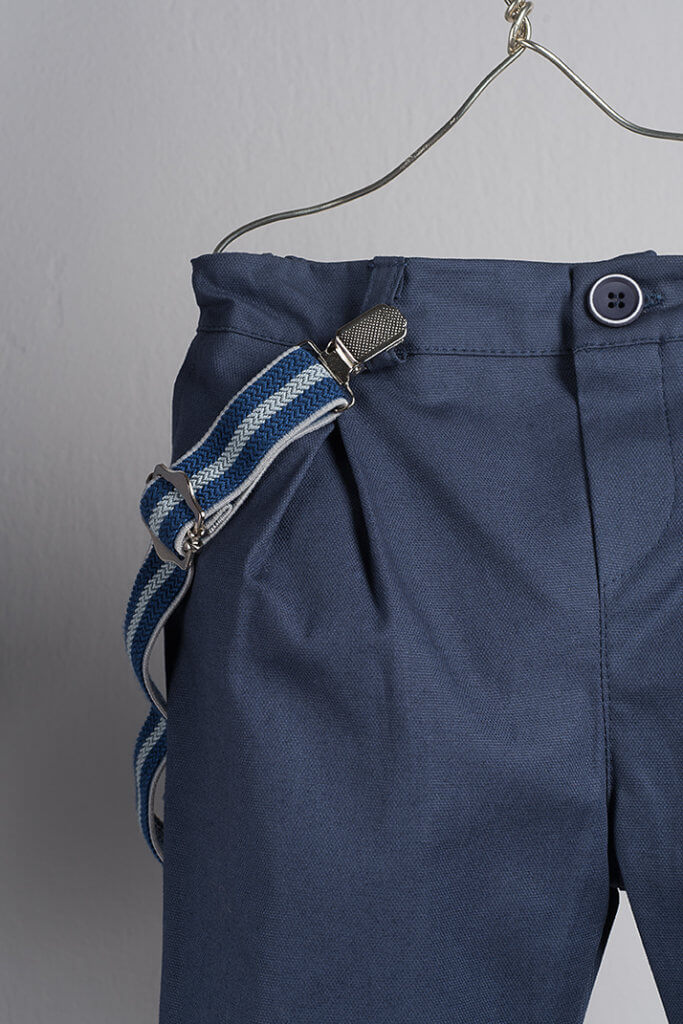 Boys Boutique Blue baggy Trousers Maybach