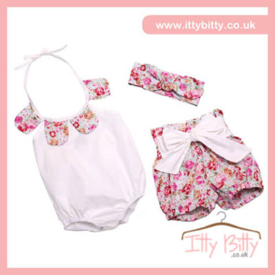 Itty Bitty Lily 3 Piece Set