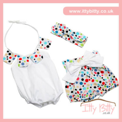 Itty Bitty Anna 3 Piece Set
