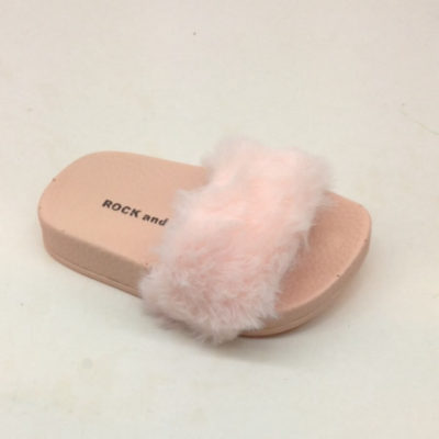 Itty Bitty Pink Fluffy Sliders
