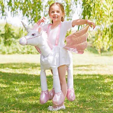 Itty Bitty Magical Unicorn Ride-on
