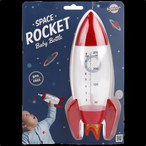 Space Rocket Baby Bottle