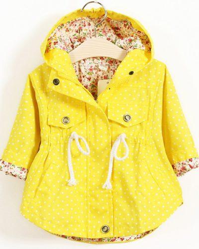 Itty Bitty Yellow Summer Jacket