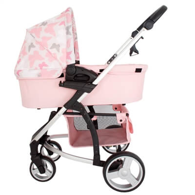 My Babiie Katie Piper MB200+ Pink Butterflies Travel System