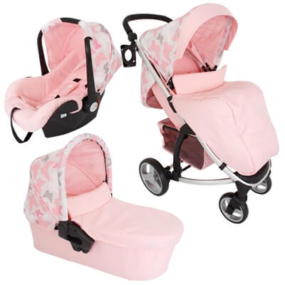 Butterfly Travel System