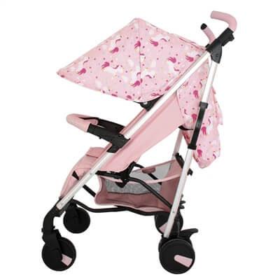 Katie Piper Believe MB51 Pink Unicorns Stroller