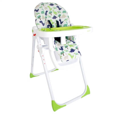 Katie Piper MBHC8DI Dinosaurs Premium Highchair