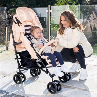 My Babiie Dreamiie by Samantha Faiers Sand Stripes Stroller Pushchair