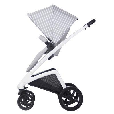My Babiie Dreamiie by Samantha Faiers MB300 Grey Stripe Pushchair travel system