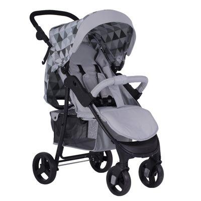 My Babiie Dreamiie by Samantha Faiers MB30 Geometric Monochrom Pushchair Stroller