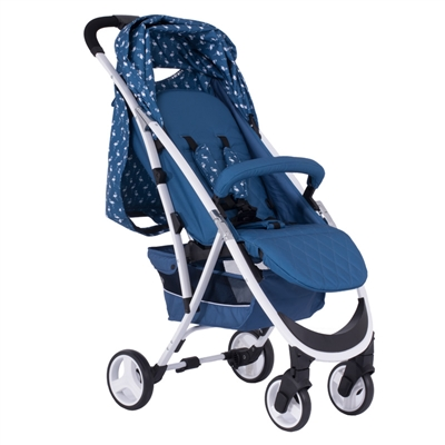 My Babiie Dreamiie by Samantha Faiers MBX6 Navy Flamingo Pushchair Stroller