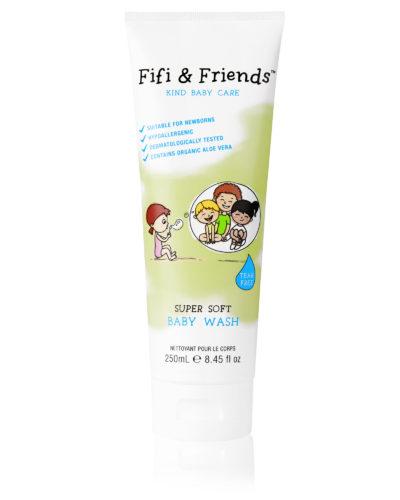 Fifi & Friends Super Soft Baby Wash