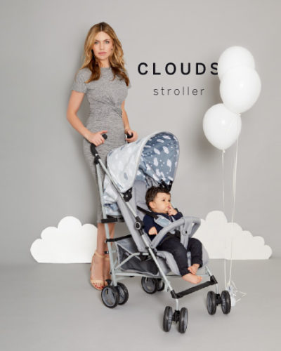 Abbey Clancy Catwalk Collection MB02 Clouds Stroller