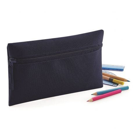 Itty Bitty Black Personalised Kids Personalised Pencil Case