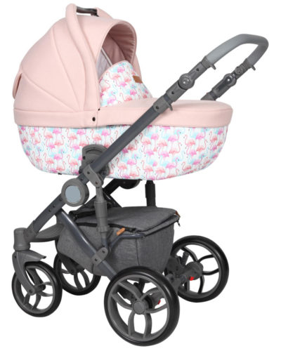 Amy Childs Roma Bambino SE Flamingo Travel System