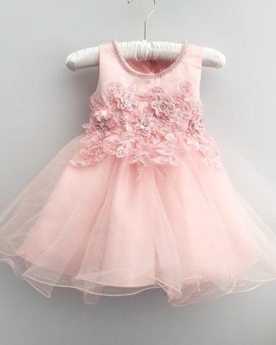 Itty Bitty Glitter Isla Tulle dress