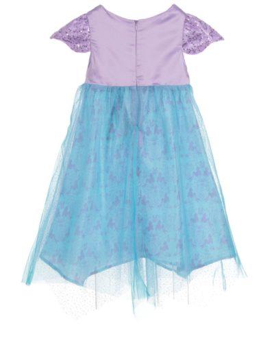 Disney Boutique Ariel Mermaid Princess Shimmer Dress