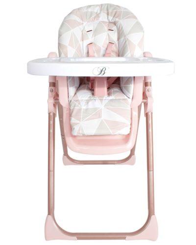 Billie Faiers Rose Gold Premium Highchair