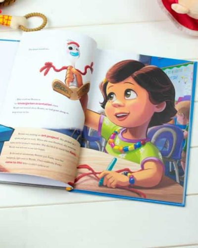 Toy Story 4 Personalised Book