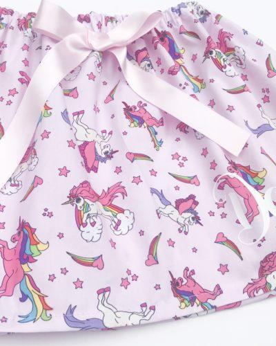 Itty Bitty Personalised Unicorn Skirt