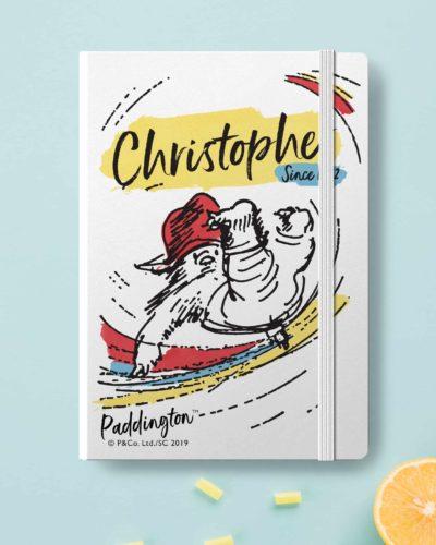 Paddington Bear Since Notebook