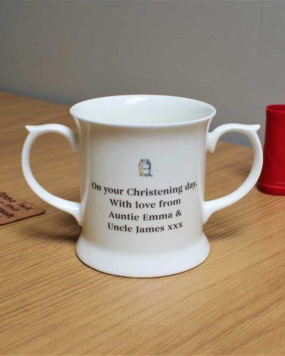 Paddington Bear Initial Loving Cup
