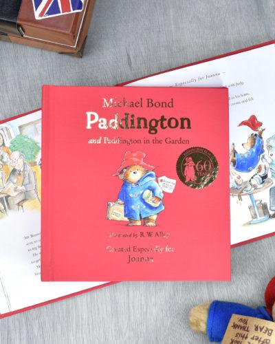 Personalised Paddington Bear Story Book