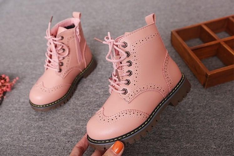 Itty Bitty Limited Edition Pink Sasha Boots