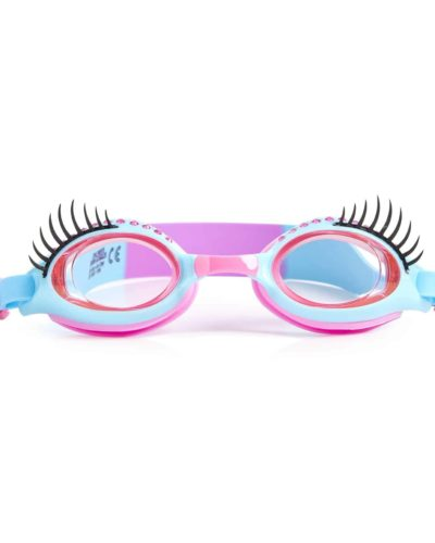Itty Bitty Girls Swimming Goggles Peri Wink Le Glam Lash 2