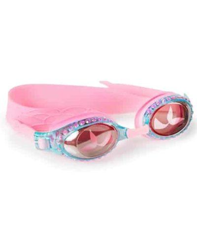 Itty Bitty Girls Bling2o Jewel Pink Mermaid Swimming Goggles