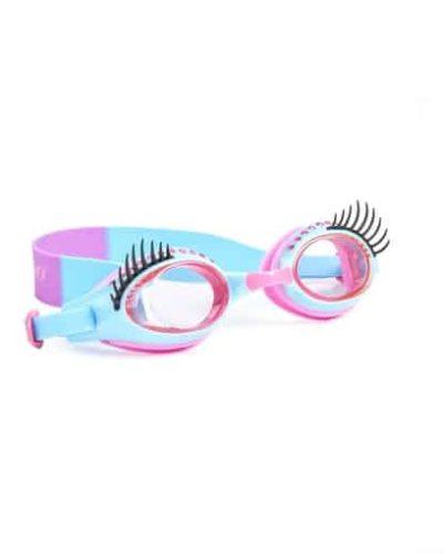 Itty Bitty Girls Swimming Goggles Peri Wink Le Glam Lash