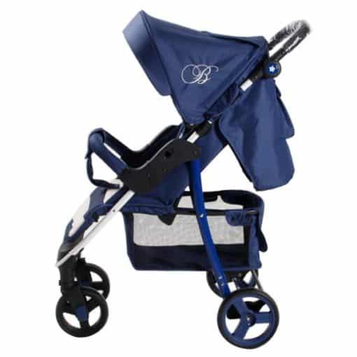 Billie Faiers MB30 Blue Stripes Pushchair