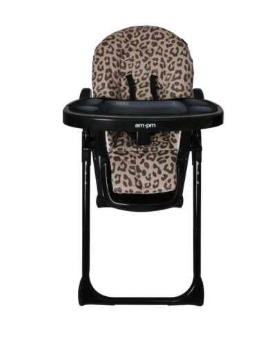 Christina Milian AMPM Leopard Premium Highchair