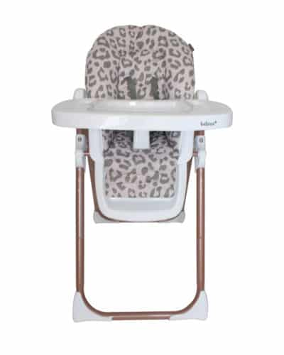 Katie Piper Blush Leopard Premium Highchair